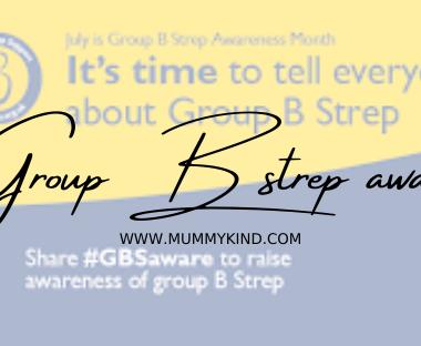 Group B Strep Awareness